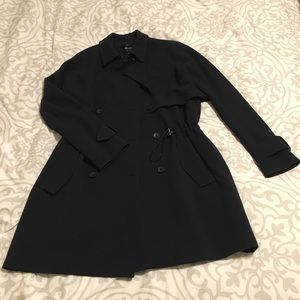 Madewell Double-Breasted Trench Coat